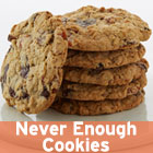 Martha Bakes Never Enough Cookies Episode