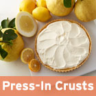 Martha Bakes Press-In Crusts Episode