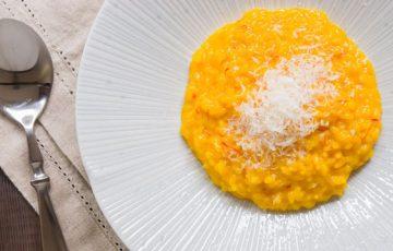 Risotto alla Milanese recipe