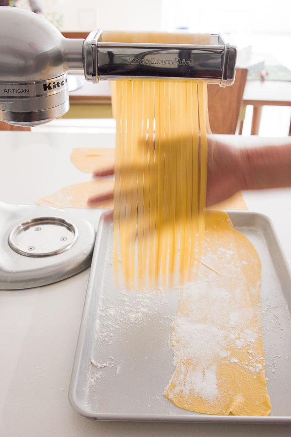 Tagliatelle recipe
