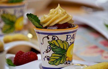Truffle Pudding recipe