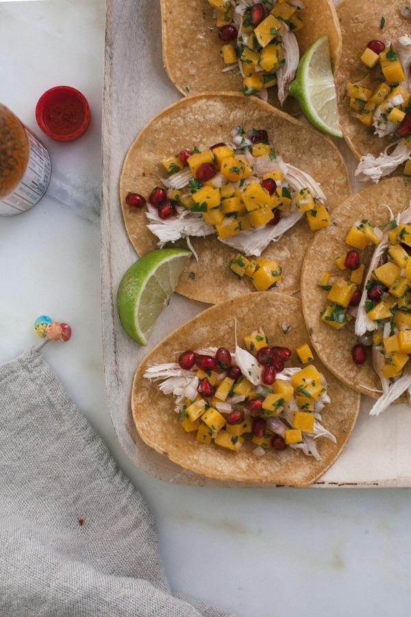 Turkey Tacos recipe