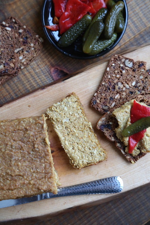 Veggie Pate recipe