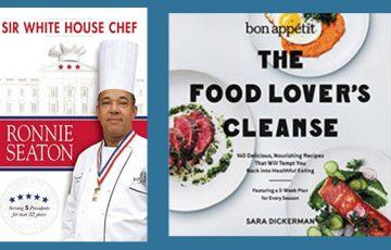 December Monthly Cookbooks
