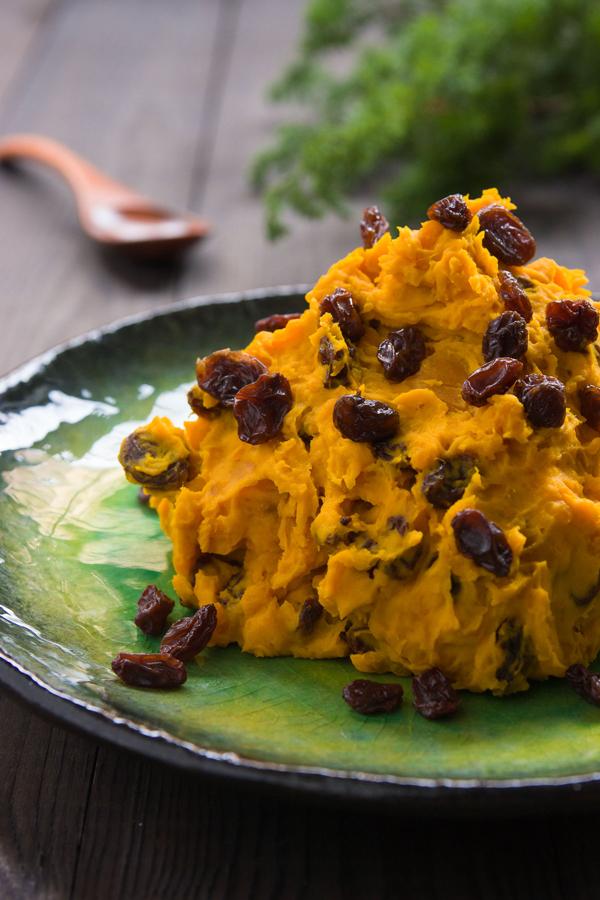 Kabocha Cream Cheese Salad recipe