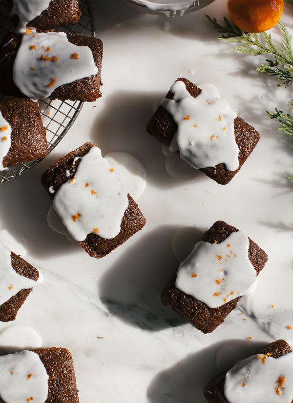 Mini Gingerbread Cakes Recipe | Fresh Tastes Blog | PBS Food