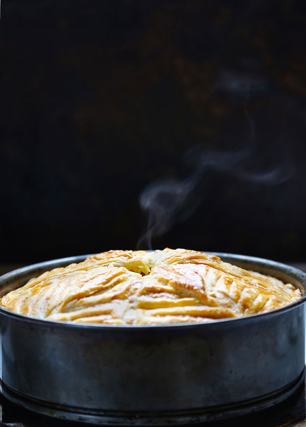 Tourte Milanaise recipe