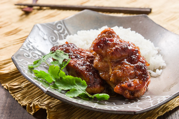 recipe: asian honey chicken marinade [27]