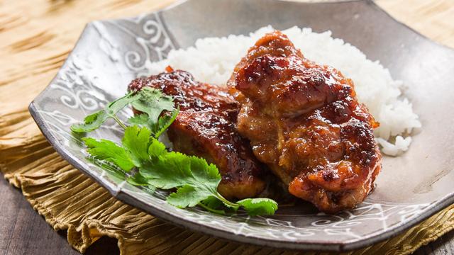 Honey Lemongrass Chicken Recipe Fresh Tastes Blog Pbs Food