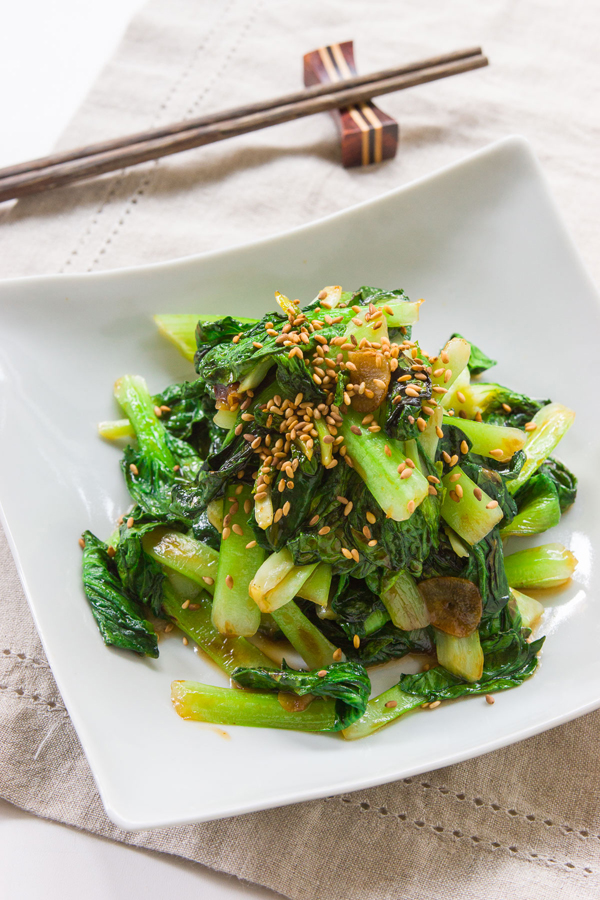thai oyster sauce recipe thai thai stir fried greens with oyster sauce ...