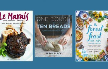 February 2016 Cookbooks