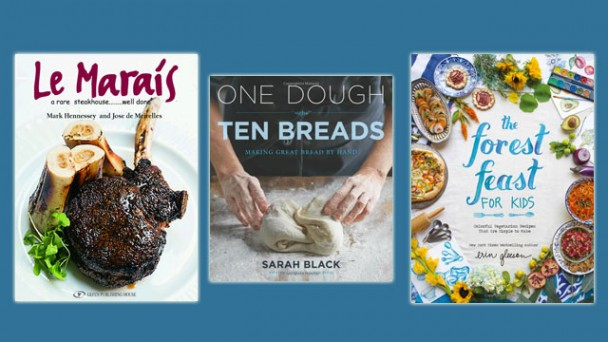 February 2016 Cookbooks