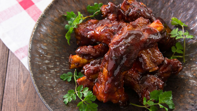 Honey Glazed Baby Back Ribs Recipe | Fresh Tastes Blog | PBS Food