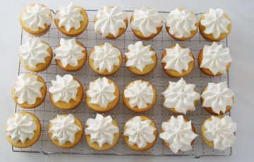 Passion Fruit-Filled Cupcakes Recipe