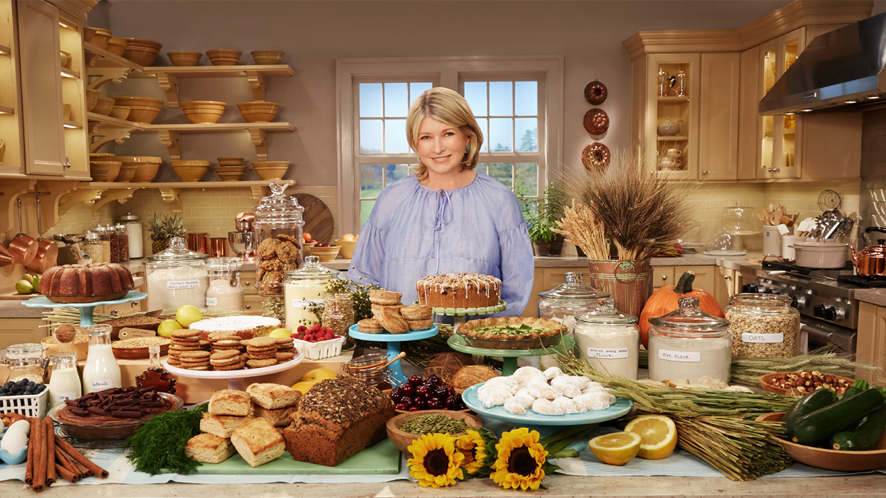 Martha Bakes Season 8
