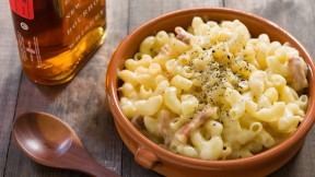 Bourbon Mac and Cheese recipe