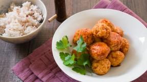 Chicken Teriyaki Meatball Recipe