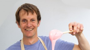 Ian of The Great British Baking Show