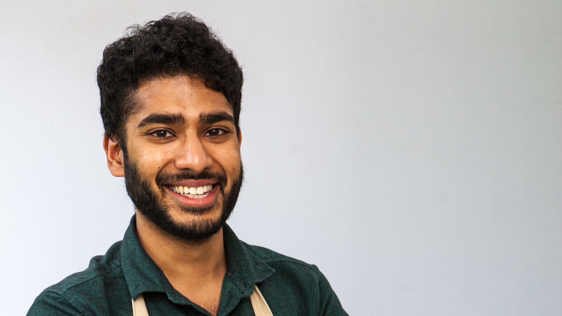 Tamal on the Great British Baking Show