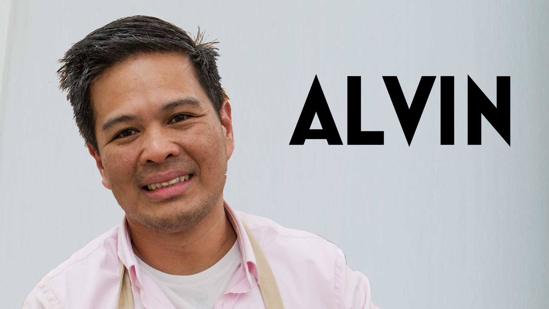 The Great British Baking Show - Alvin