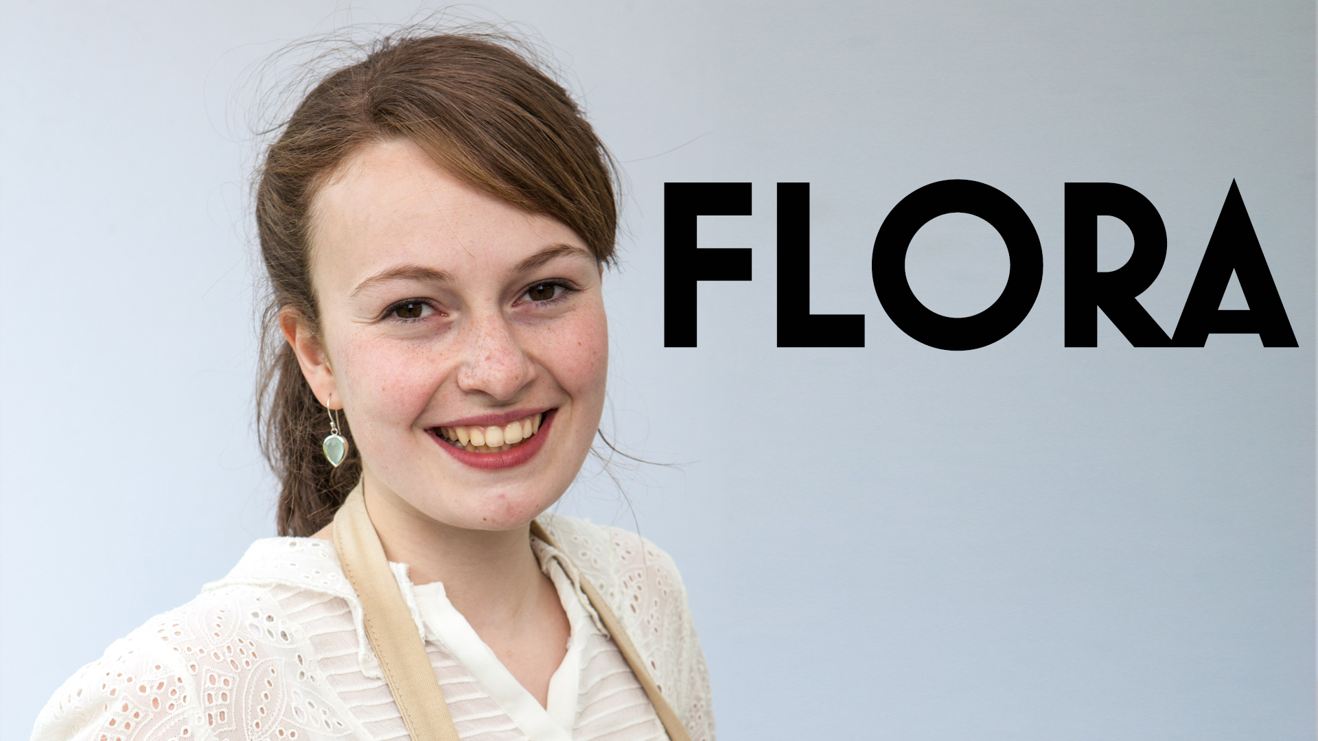 The Great British Baking Show - Flora