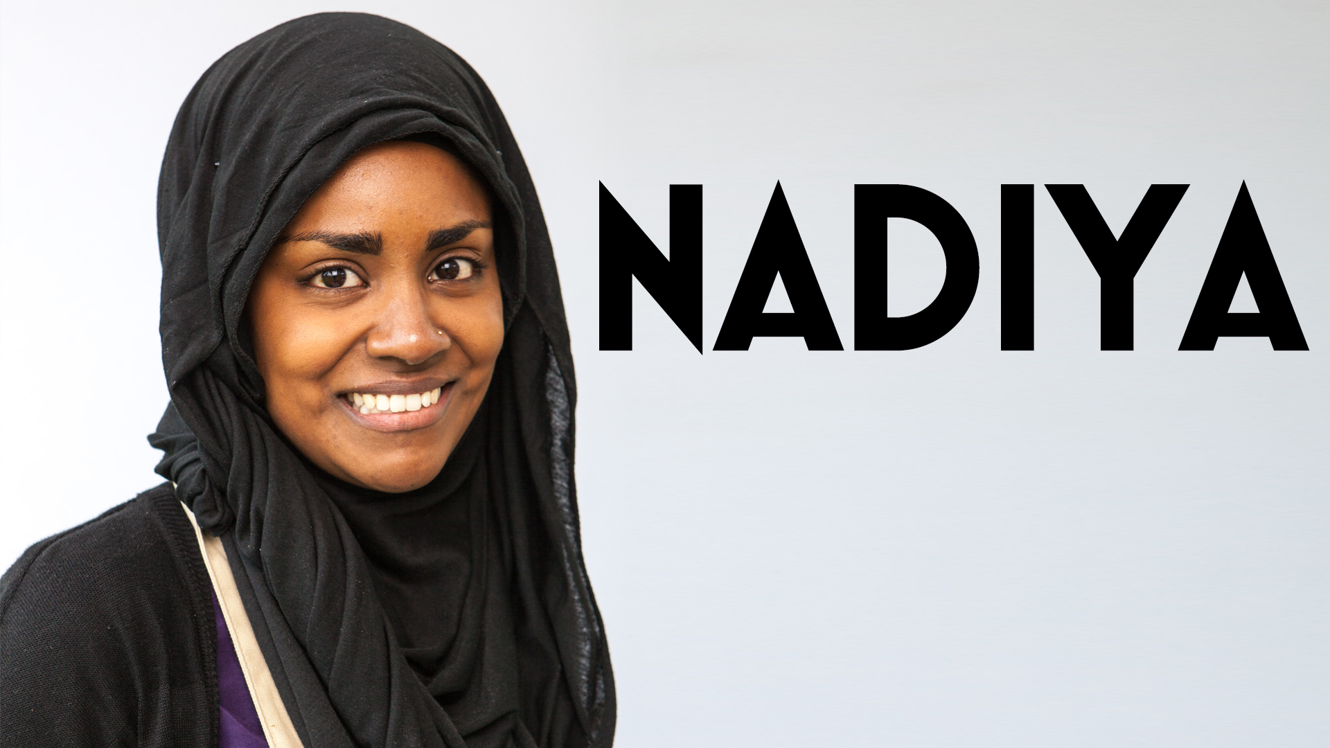 The Great British Baking Show - Nadiya