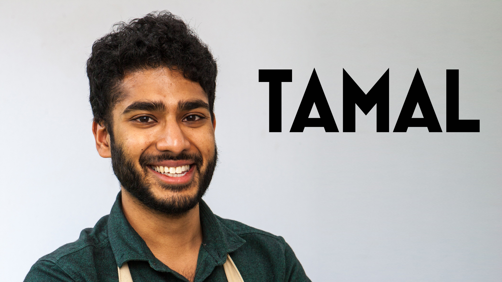 The Great British Baking Show - Tamal