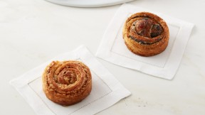 Poppy Seed Snails Recipe