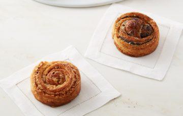 Poppy Seed Snails Recipe