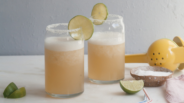 Kick Back with a Frozen Beergarita