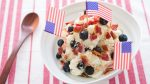 Red White and Blueberry Potato Salad Recipe