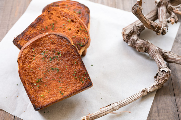 How to Make Smoky Texas Toast - better than the frozen version from the grocery store