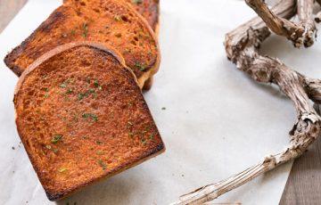 Smoky Texas Toast recipe