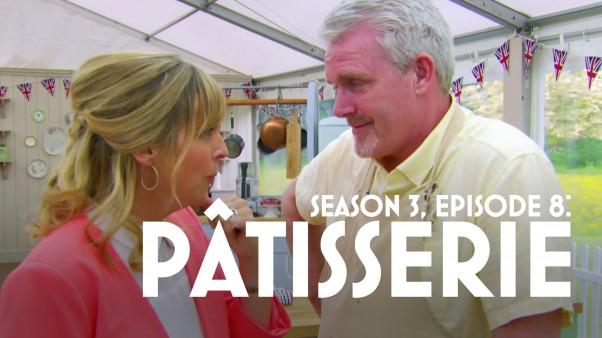 Episode 8: Pâtisserie