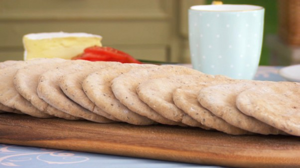Paul's Gluten-Free Pita Bread Recipe