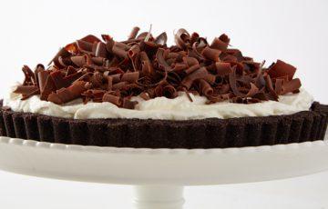 Chocolate Cream Tart Recipe