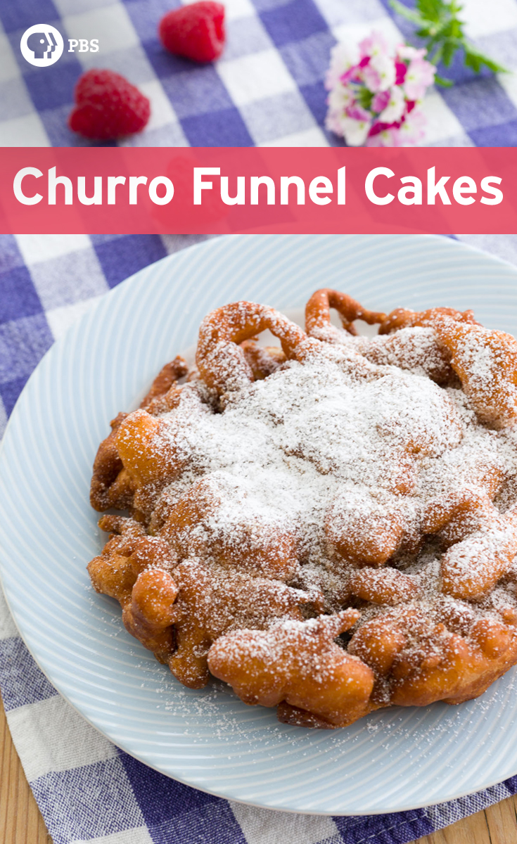 Funnel Cake Recipe In Spanish