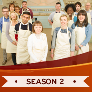 The Great British Baking Show Season 2