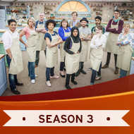 The Great British Baking Show Season 3