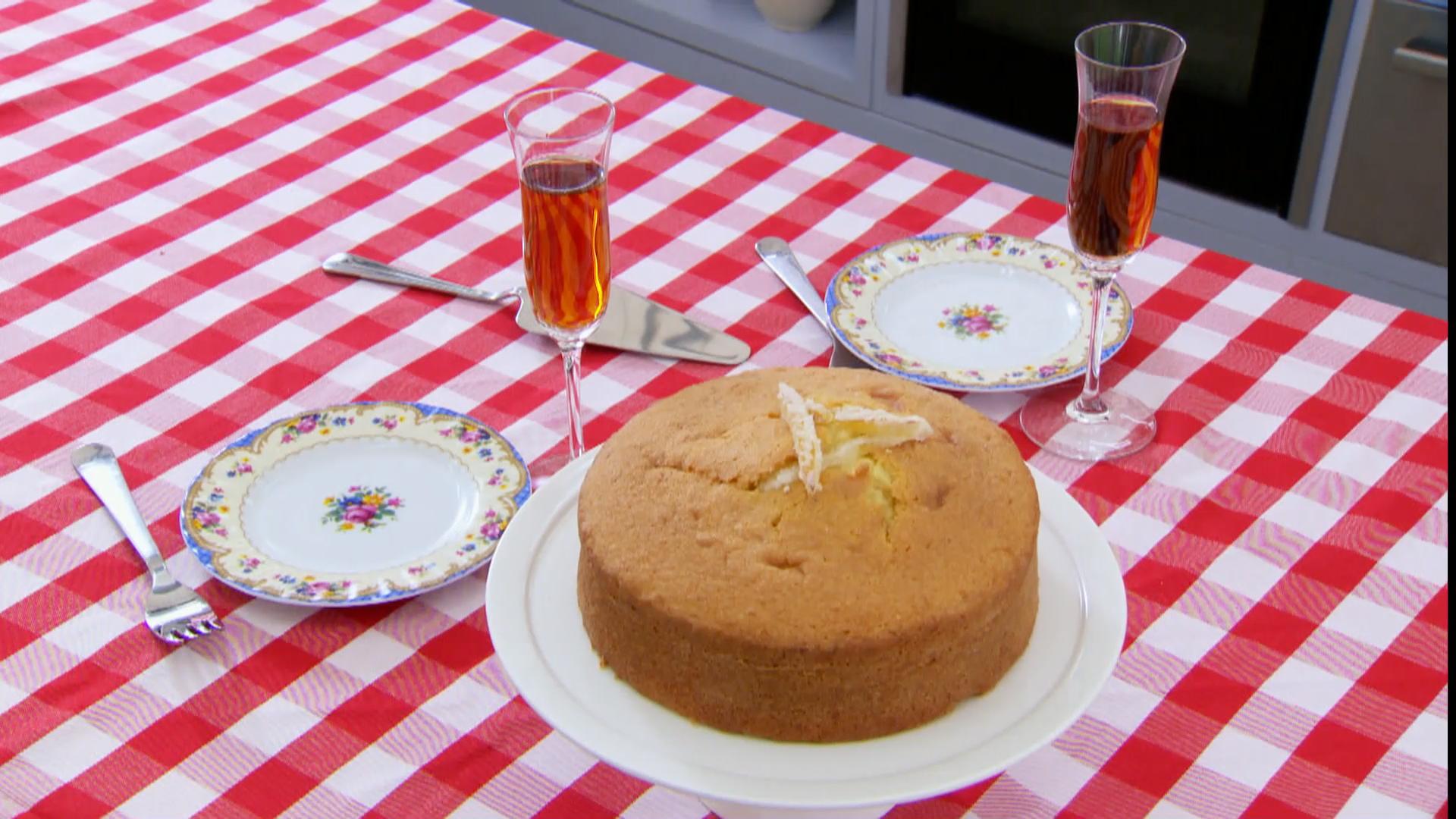 Madeira Cake American Recipe