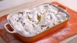 Ludo Lefebvre Peach Clafoutis recipe