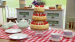 Three-Tier-Cheesecakes