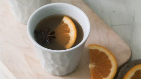 Bourbon Mulled Cider Recipe