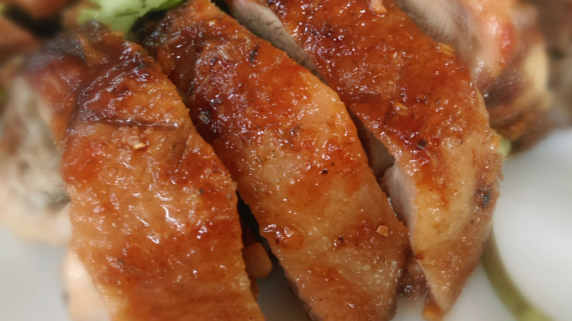 Roasted Duck – a President's Favorite