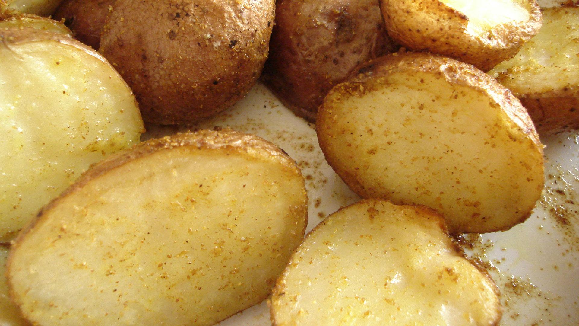 Potato Memories with My Grandmother
