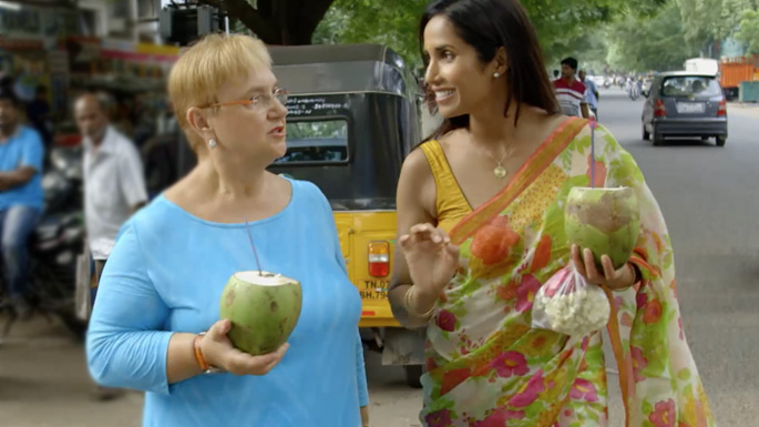Padma Lakshmi's Sweet Potato Recipe