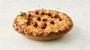 Sour Cherry Pie Recipe