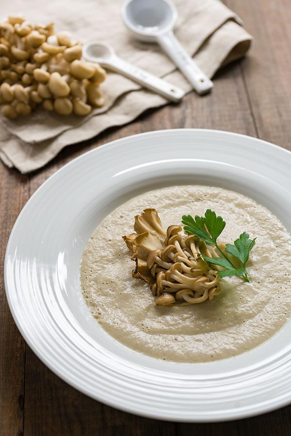 Vegan Mushroom Soup Recipe Fresh Tastes Blog Pbs Food