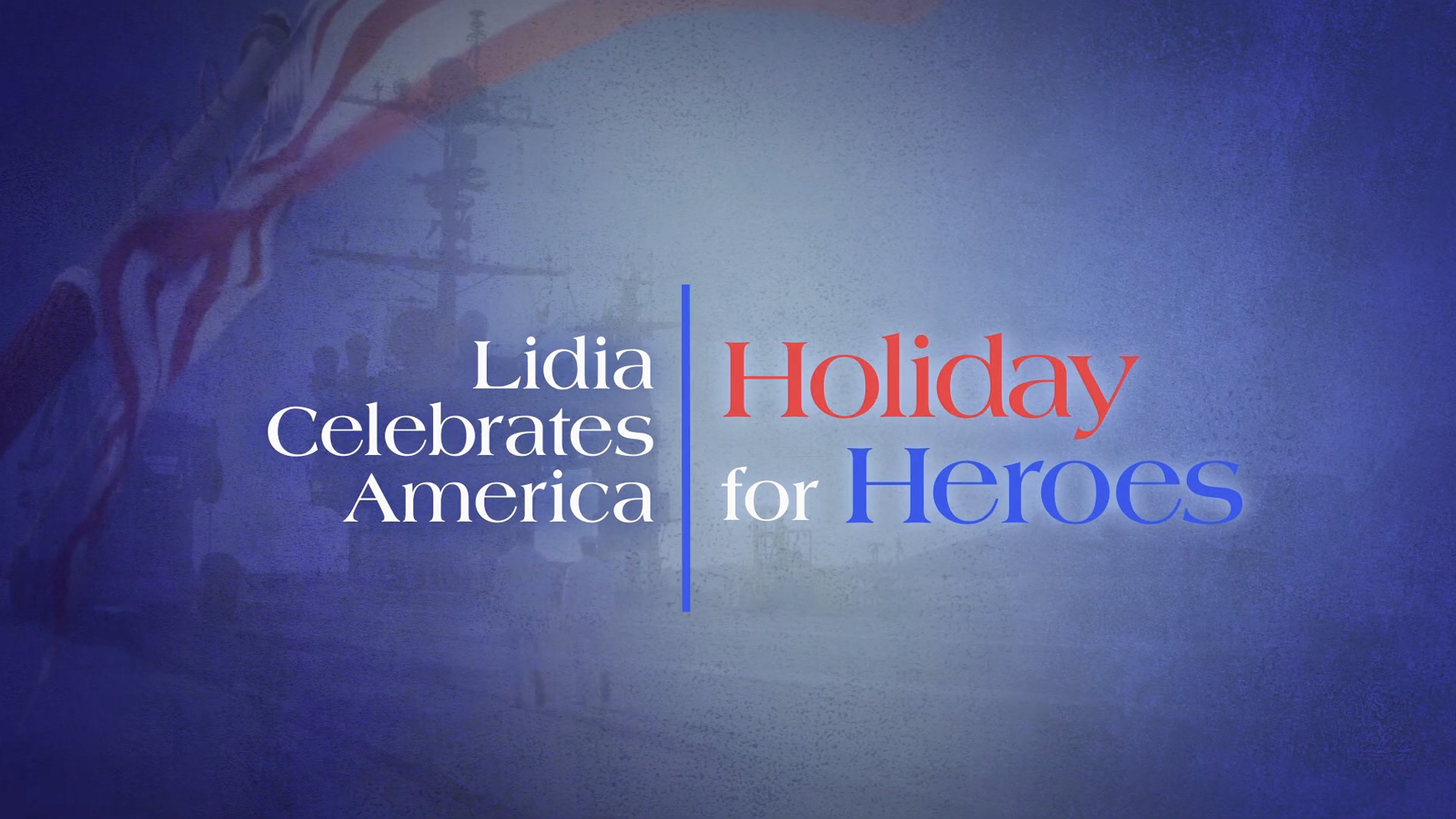 Holiday for Heroes Premieres this Friday!