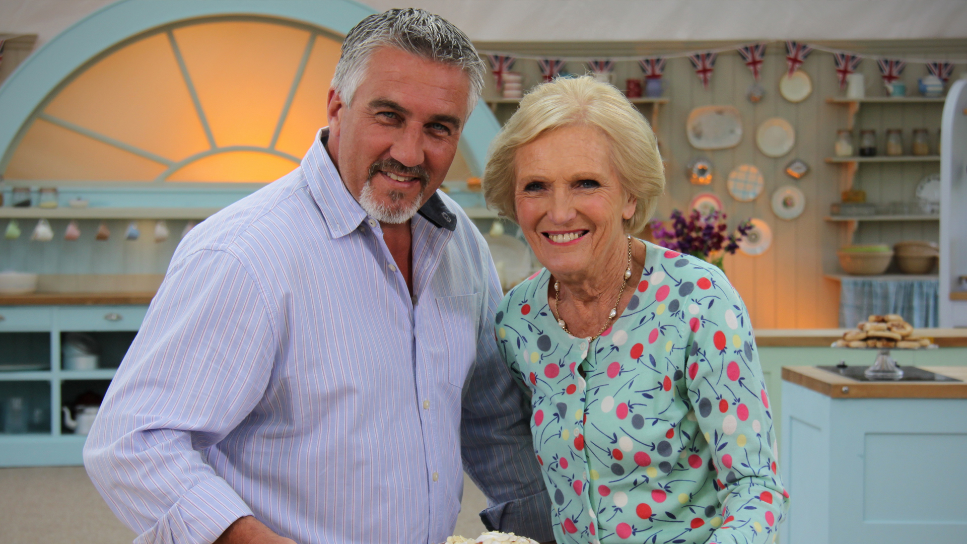 Great British Baking Show Masterclass - PBS Food